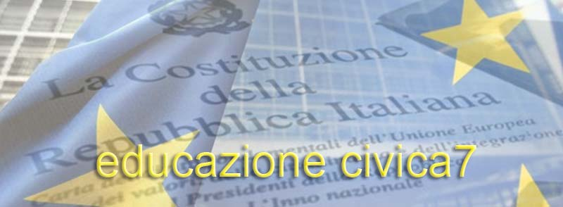 educazione civica 7