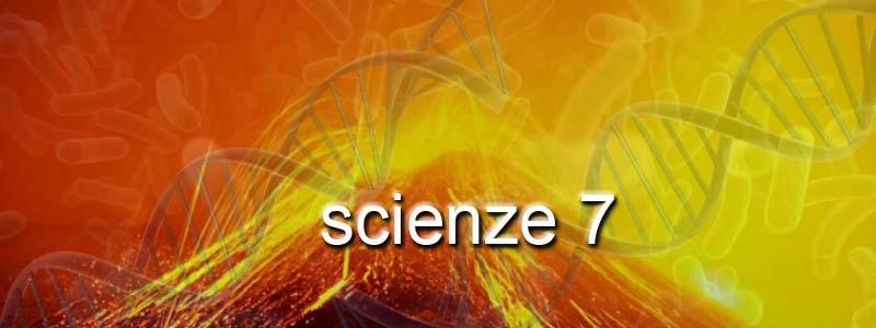 scienze 7